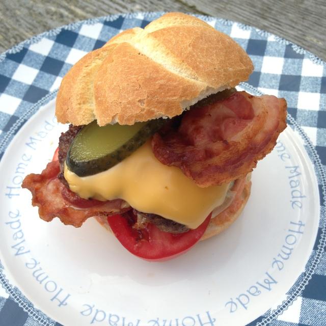 Jamie burger